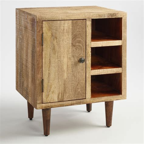 Wood Cabinets by Rustic Wood Cabinet World Market