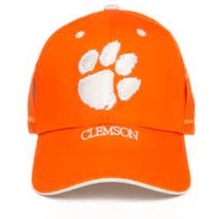 clemson colors clemson tigers school color cap