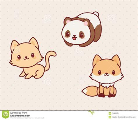 imagenes de animales kawaii para colorear resultado de imagen para imagenes de animales kawaii