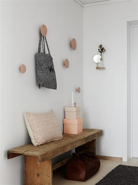Kitchen Decoration Idea muuto dots coat hooks apartment apothecary