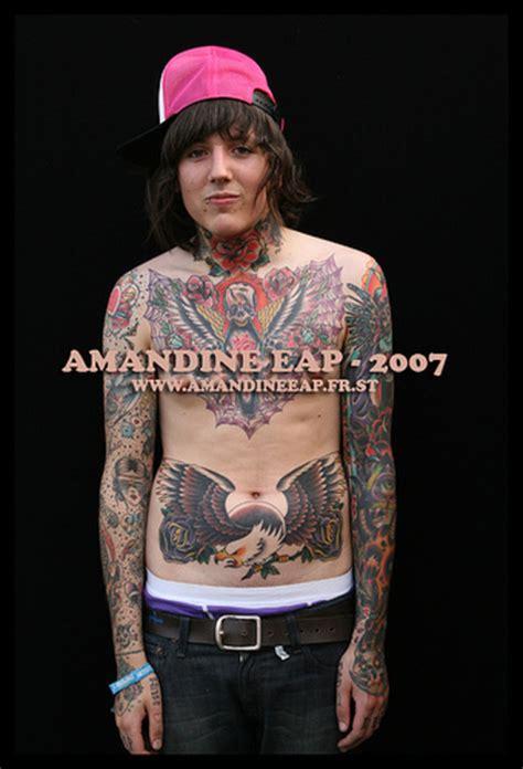 oli sykes tattoos gudu ngiseng oliver sykes tattoos
