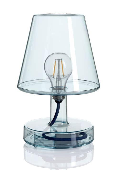 illuminazione da tavolo transloetje lada da tavolo fatboy in policarbonato