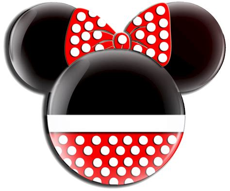minnie bow template cliparts co