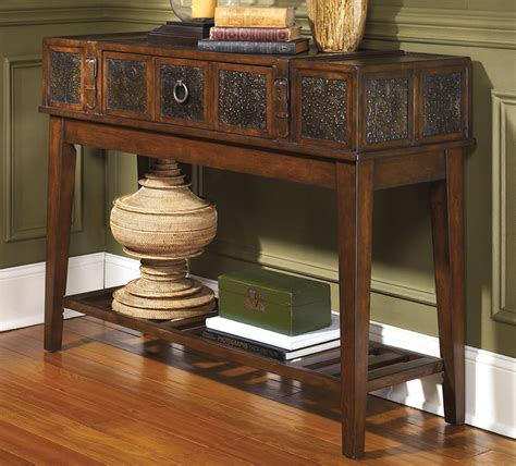 antique sofa table with storage make a sofa table with