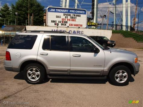 2002 Ford Explorer Xlt by 2002 Silver Metallic Ford Explorer Xlt 70748786