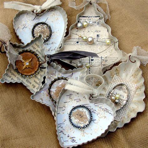 vintage christmas crafts on pinterest