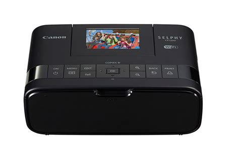 Printer Canon Selphy Cp1200 canon selphy cp1200 black wireless compact photo printer