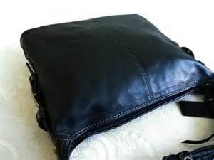 Coach Felicia Leather Slim Duffle by Coach Bleecker Felicia Glove Tanned Leather Black Xl Slim