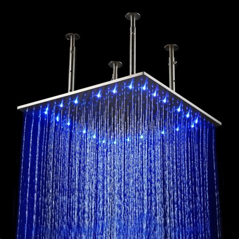 best led shower reviews ultimate guide 2017