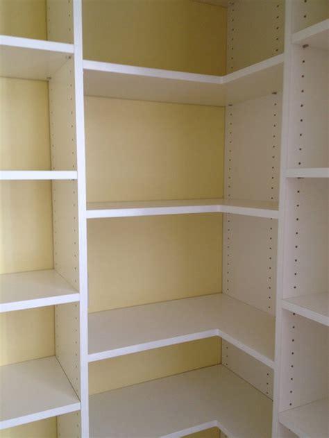 adjustable pantry shelves ideas pictures remodel  decor
