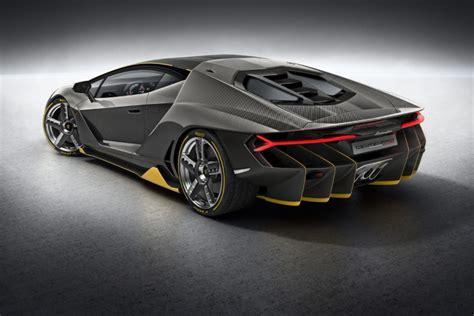 Lamborghini Founder The 1 9m Lamborghini Centenario Supercar Is A Tribute To