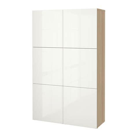 ikea besta pl best 197 kombinacja z drzwiami dąb bejcowany biało