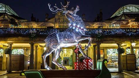 christmas lights of london highlights of christmas lights