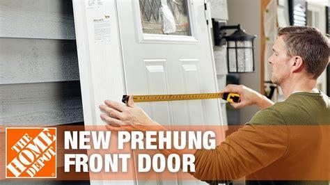measure    prehung front door  home