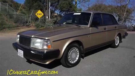 volvo  dl review brick de luxe dl classic car preview youtube
