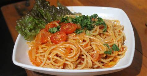 Kacang Morin Cincang Matang 250gr 98 resep spageti daun basil enak dan sederhana cookpad