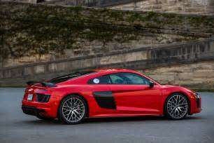 Audi R8 Prices 2017 Audi R8 V10 Drive Review Running In The