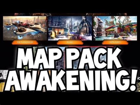 black ops map pack 3 release date black ops 3 hijacked remake awakening map pack bo3 dlc