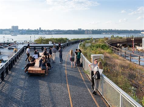 Backyard Bbq Hudson River Park Exploring New Design Features At The Rail Yards The High