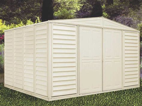 Duramax Sheds For Sale by Duramax 00411 10 5 X 10 5 Vinyl Storage Shed On Sale Free Shipping