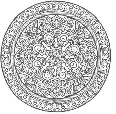 coloringcastle com mandala coloring pages html advanced mandala free coloring pages on art coloring pages