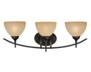 Vanity Lights At Menards Somerville 3 Light 26 25 Quot Rubbed Bronze Vanity Light
