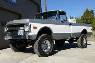 1970 Chevy Truck Wheels For Sale For Sale 1970 Chevrolet K20 4x4 Grab A Wrench