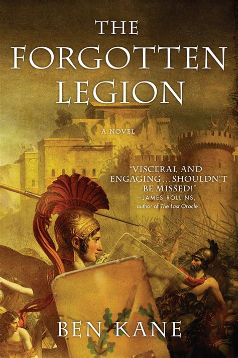 the legion and the lioness world apart books ben author of the forgotten legion on tour january