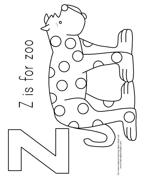 put me in the zoo coloring page free coloring pages on