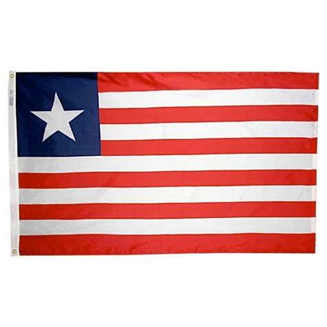 liberian flag liberia flag from flags unlimited
