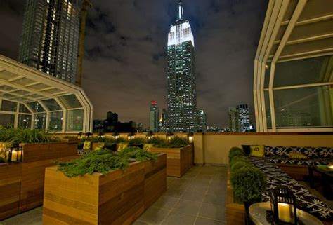 roof top bar strand top of the strand new york