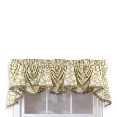 victory valance curtains buy rl fisher churchill 3 scoop victory window curtain