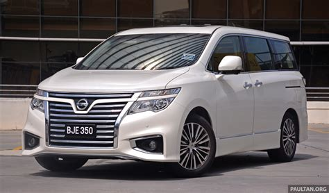 driven 2014 nissan elgrand tested from every seat image