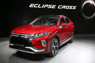 Miami Lakes Mitsubishi New Mitsubishi Eclipse Cross Debuts At Geneva