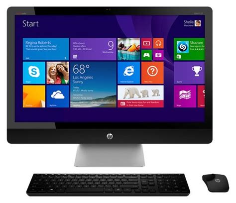 hp envy recline 27 touchscreen all in one pc hp envy recline 27 quot touch screen all in one computer