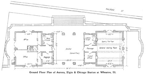 train station floor plan wheaton greatthirdrail org
