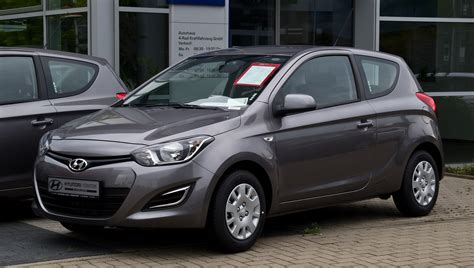 About Hyundai I20 File Hyundai I20 1 2 Intro Edition Facelift