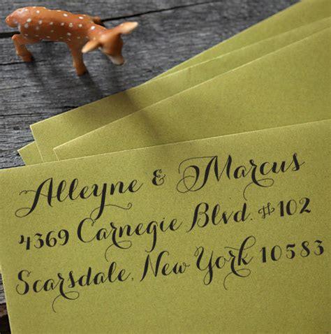 return address wedding invitations proper wedding invites the return address st