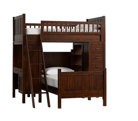 pottery barn bunk beds c twin bunk system twin bed set pottery barn kids