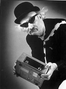 Holger Czukay, co-founder of Can, worked with Brian Eno