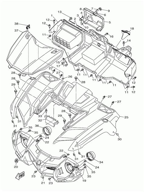 2014 yamaha viking wiring diagram pdf repair wiring scheme