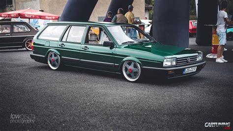 stance volkswagen passat variant mk