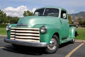 Chevrolet Trucks For Sale In 1949 Chevrolet 3100 Truck For Sale