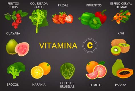 alimentos q contienen vitamina d conoce los beneficios que la vitamina c aporta a tu cuerpo
