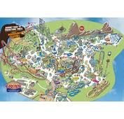 Alfa Img  Showing &gt Print Map Of Carowinds 2014