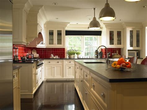 red kitchen backsplash red tile backsplash kitchens pinterest