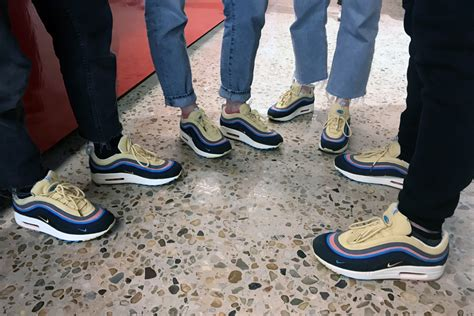 Nike Wotherspoon wotherspoon x nike air max 1 97 vf need supply co shoe release footwear news