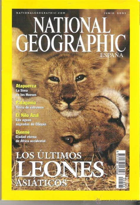 los ltimos espaoles de revista national geographic espa 241 ol junio 200 comprar national geographic en todocoleccion