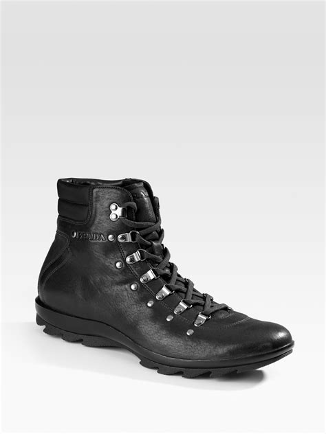 prada boots for mens 28 images prada chelsea boot in