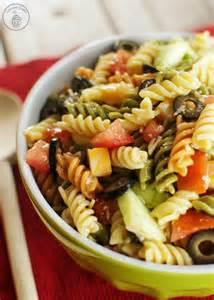 pasta salas easy italian pasta salad
